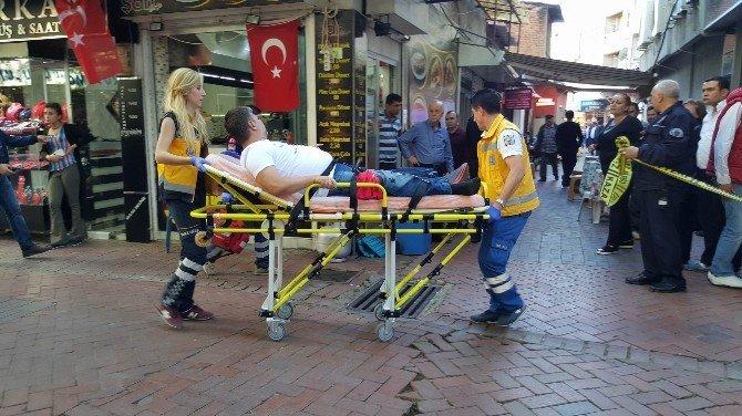 Edremit'te Silahlı Kavga: 1 Yaralı
