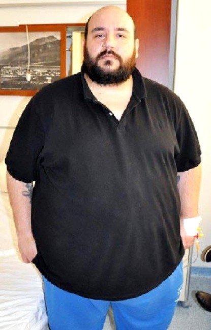 1 Yılda 110 Kilo Verdi