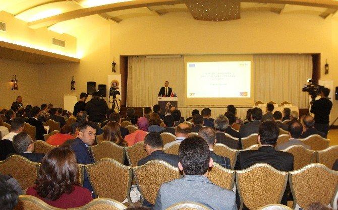 'Karadeniz Havzasında Sınırötesi İşbirliği Programı' Ordu'da Konuşuldu