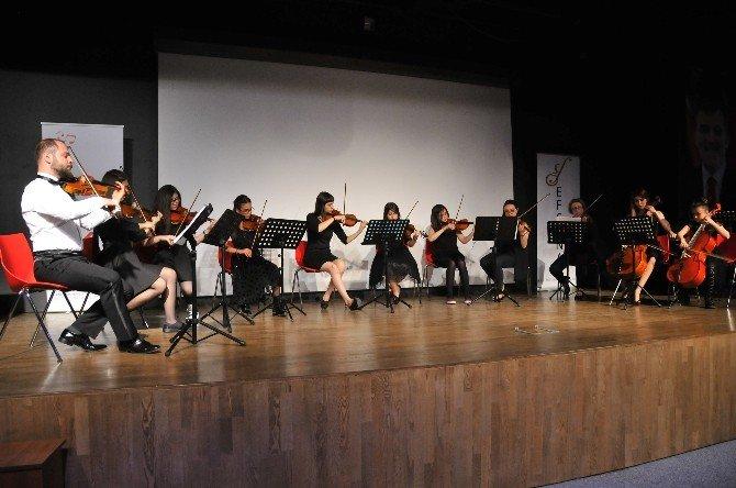 Caka'dan AGÜ'de Klasik Müzik Konseri
