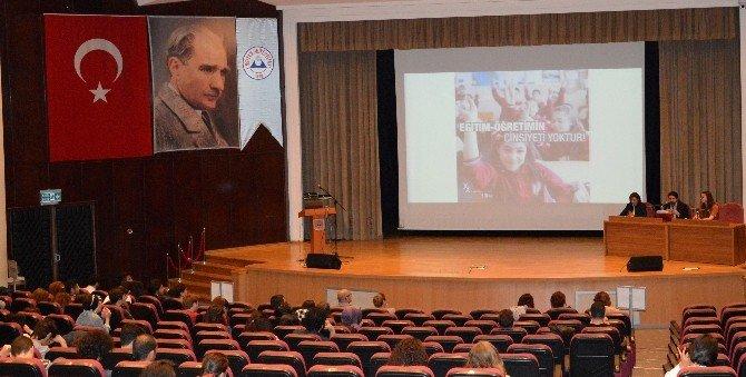 """ERÜ' De """"Toplumsal Cinsiyet Eşitliği"""" Kongresi Düzenlendi"""