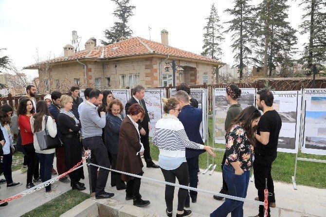 Geleceğin Mimarları Tarihi Talas'ı Çizdi