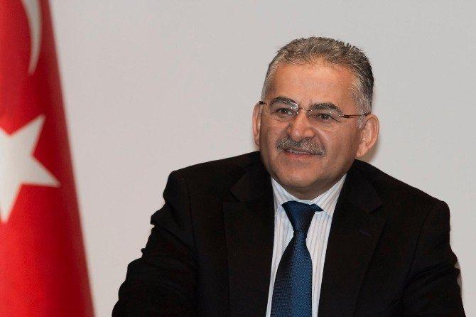 Melikgazi Belediye Başkanı Başkan Memduh Büyükkılıç 'Belediyecilik Ve Halkla İlişkileri' Anlatacak
