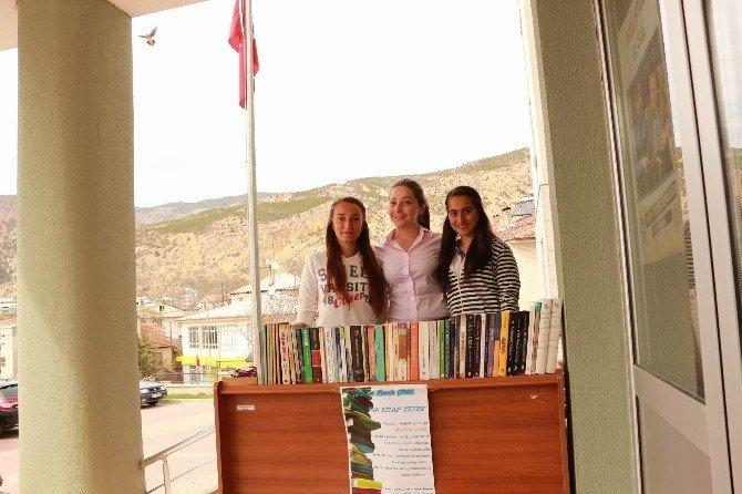 Koyulhisar'da 'Bir Kitap Yeter' Kampanyası Başlatıldı