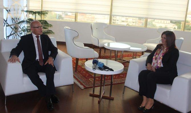 Talat: Kıbrıs sorununda hedef yıl sonunda sonuca varmak