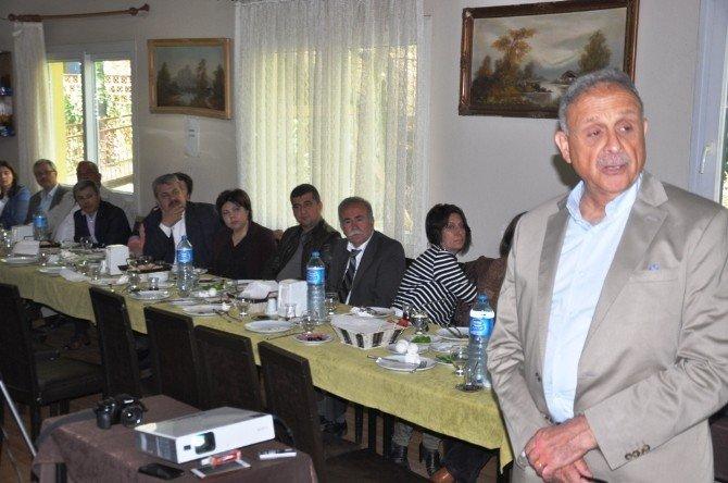 Başkan Badem İki Yılı Değerlendirdi