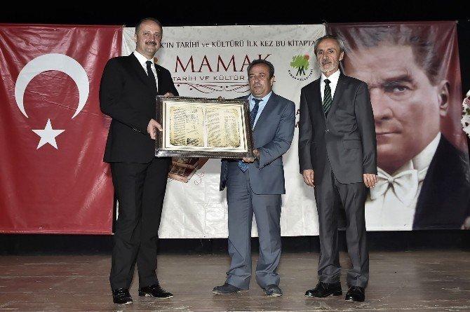 """Geçmişten Günümüze Mamak """"Tarih Ve Kültür Atlası'nda"""""""