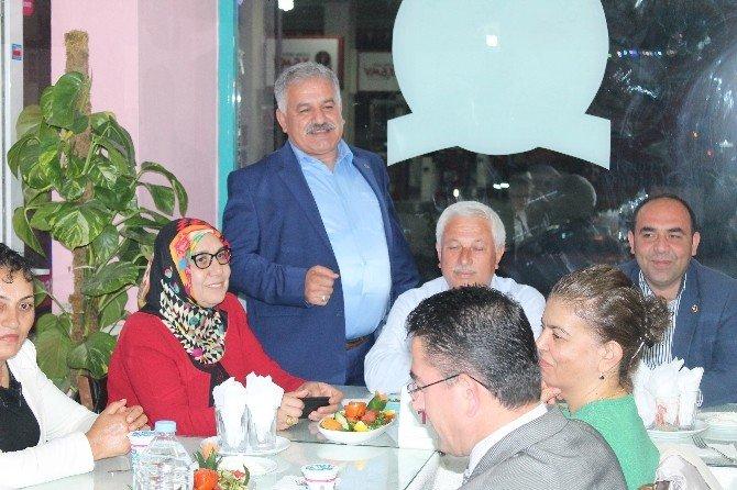 MHP Düziçi İlçe Kadın Kollarından İstişare Toplantısı