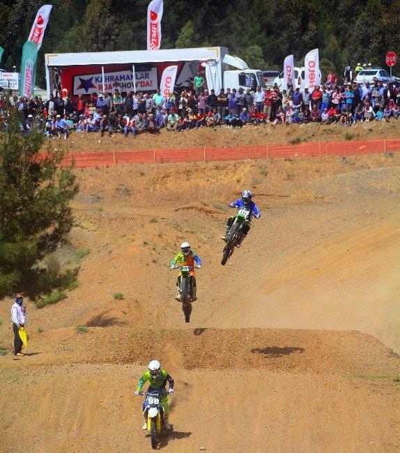 Türkiye Motokros Şampiyonası Tamamlandı