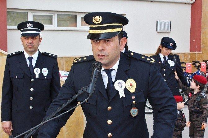 Nazilli'de Polis Haftası Törenle Kutlandı