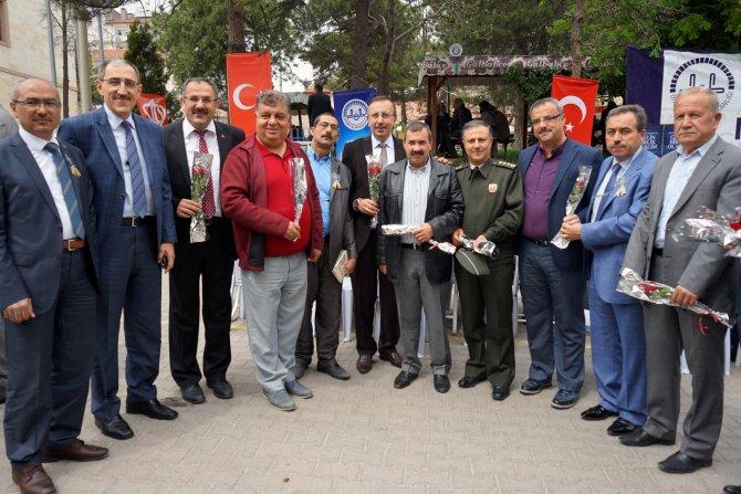 Nevşehir'de kutlu doğum aşı dağıtıldı