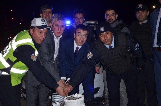 Of'ta Polis Teşkilatı'nın 171. Kuruluş Yıl Dönümü Etkinlikleri