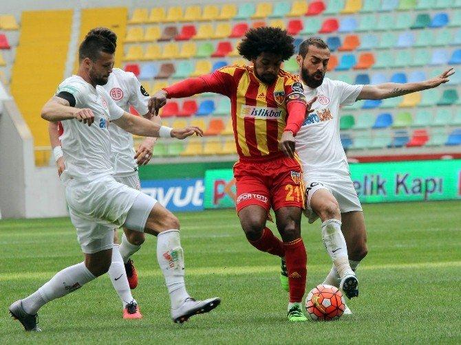 Oktay Delibalta, Antalyaspor İle İlk Süper Lig Maçına Çıktı
