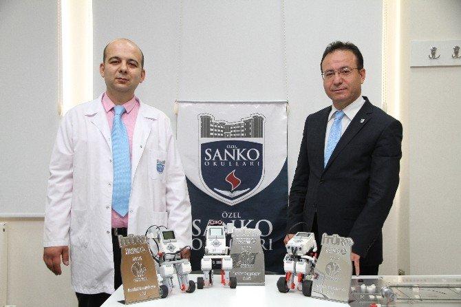 Türkiye'nin Robot Üretim Merkezi: Özel Sanko Okulları