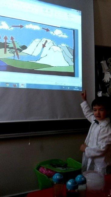 Şehzade Mehmet Anaokulunun Minik Mucitleri