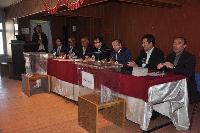 Patnos'ta Birlik Seçimi