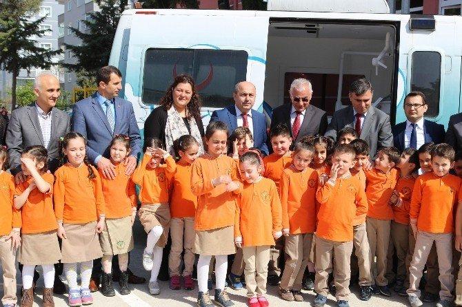 Samsun'da 31 Bin Öğrenciye Ağız Ve Diş Sağlığı Taraması