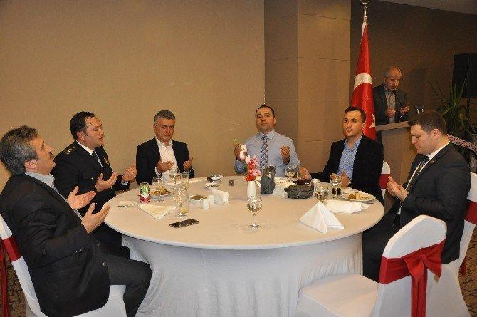 Sandıklı'da Polis Haftası Kutlama Etkinlikleri