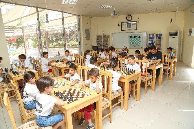 Şehitkamil'de 4 Mevsim Eğitim 4 Mevsim Spor