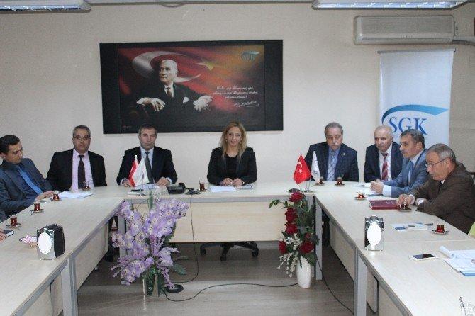 Zonguldak İl Müdürlüğünden Yönetimi Gözden Geçirme Toplantısı