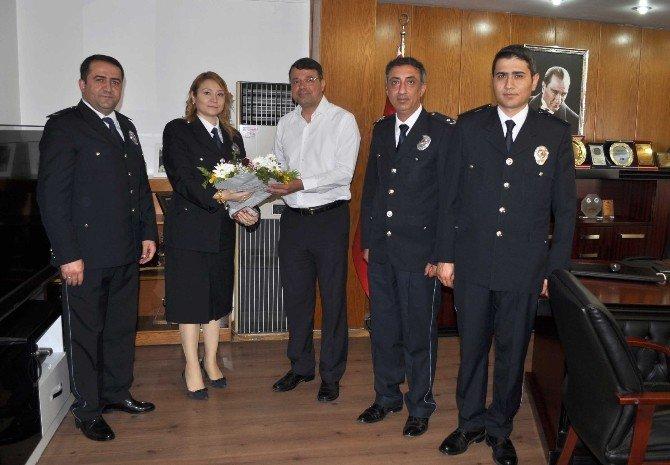 Başkan Turgut, Polis Teşkilatının 171. Yılını Kutladı