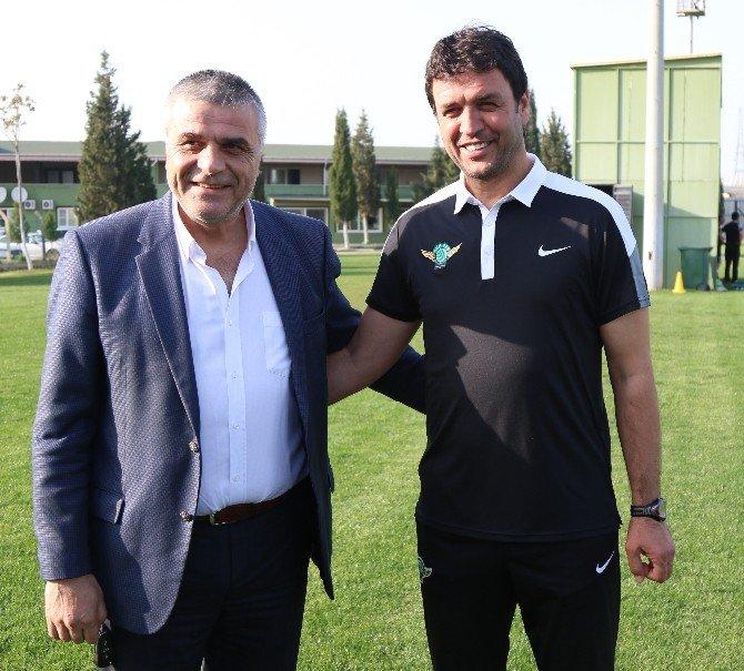 Akhisar Belediyespor, Cihat Arslan İle Nikah Tazeledi