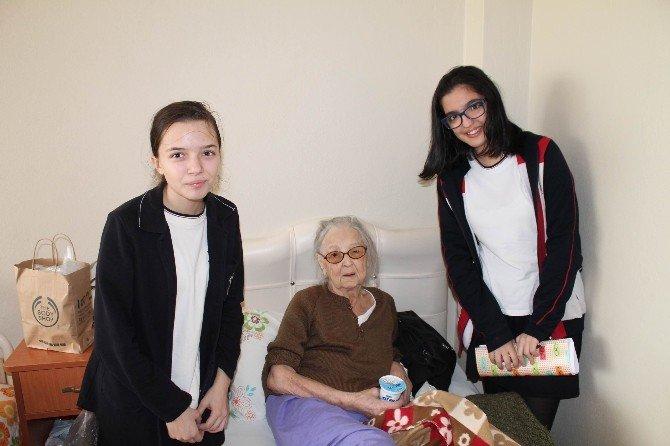 TED İzmir'den Dopdolu Yaşamlara Ziyaret