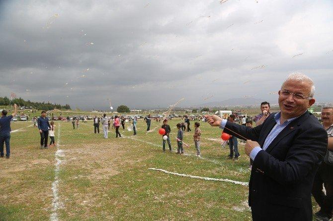 Uçurtmalar Lösemili Çocuklar İçin Havalandı