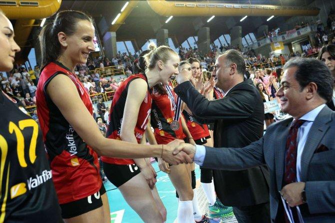 CEV DenizBank Şampiyonlar Ligi'nin en'leri belli oldu