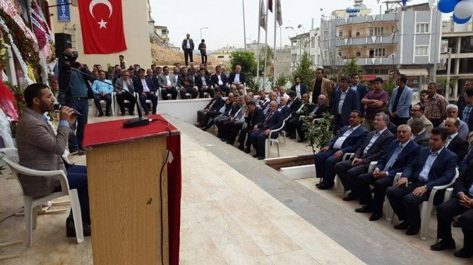 Yeni Dünya Vakfı Gaziantep Şubesi Dualarla Açıldı