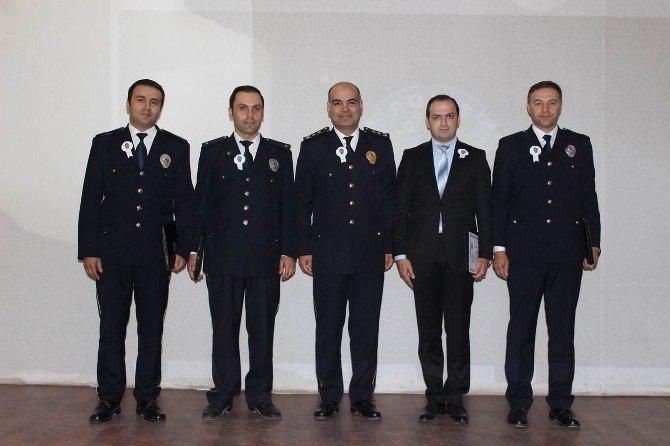 Yıldızeli'nde Polis Haftası Çeşitli Etkinliklerle Kutlandı