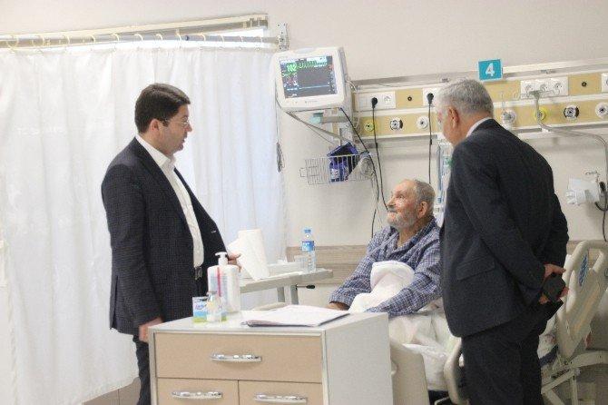 """Milletvekili Yılmaz Tunç: """"Sağlıkta Devrim Yaptık"""""""