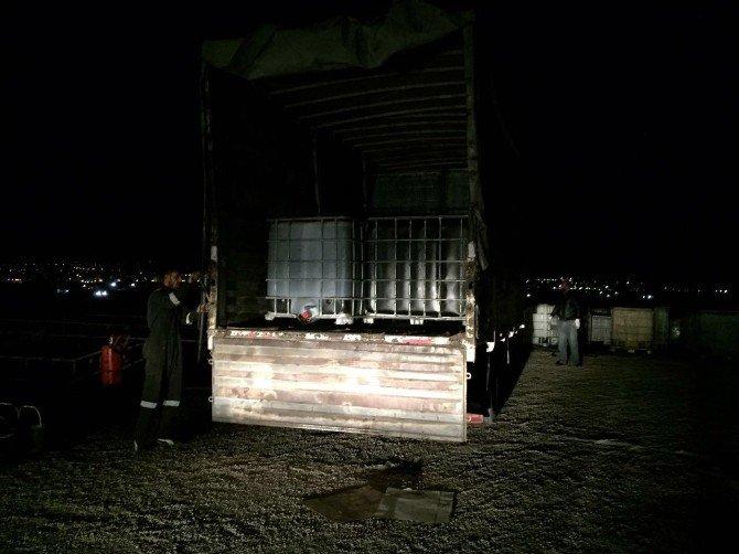 Ankara'da Kaçak Akaryakıt Operasyonu