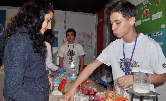 Antalya 2'nci Bilim Festivali Başladı