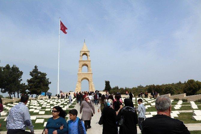 Büyükşehir'den Çanakkale Ziyareti