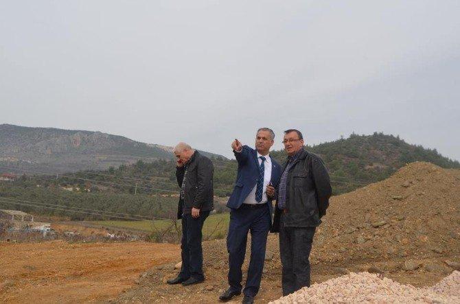 Bayırköy'de Altyapı Çalışmaları Devam Ediyor