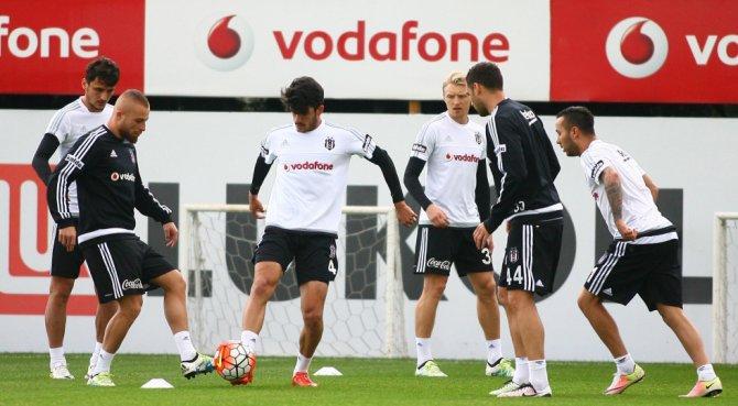 Beşiktaş, Medicana Sivasspor maçı hazırlıklarına ara vermeden başladı