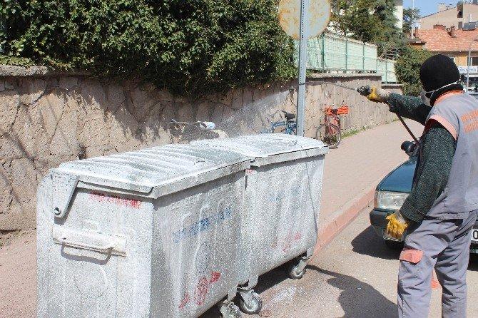 Beyşehir'de Bahar Temizliği