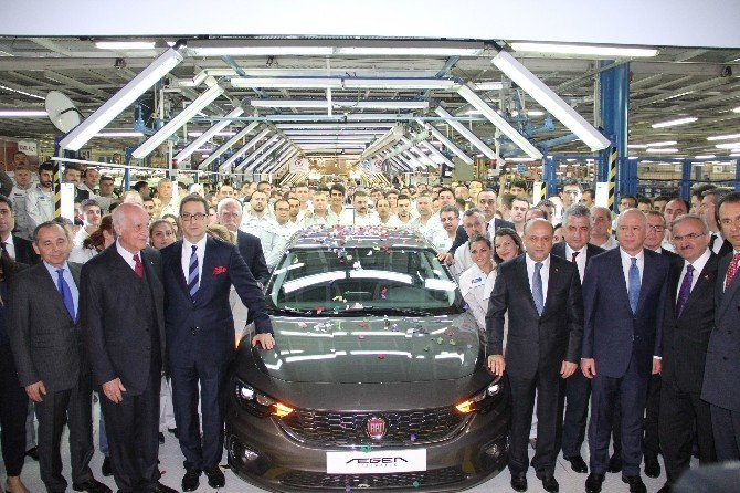 Otomobil Üretimi Son 10 Yılın Zirvesinde