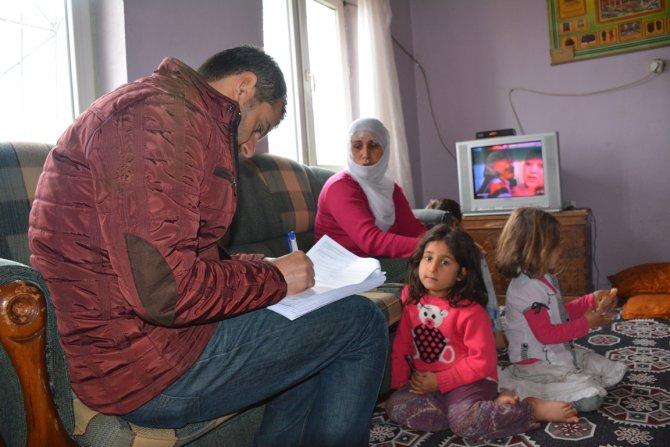 Tatvan SYDV, ilçedeki 5 bin aileye hane ziyareti gerçekleştirecek