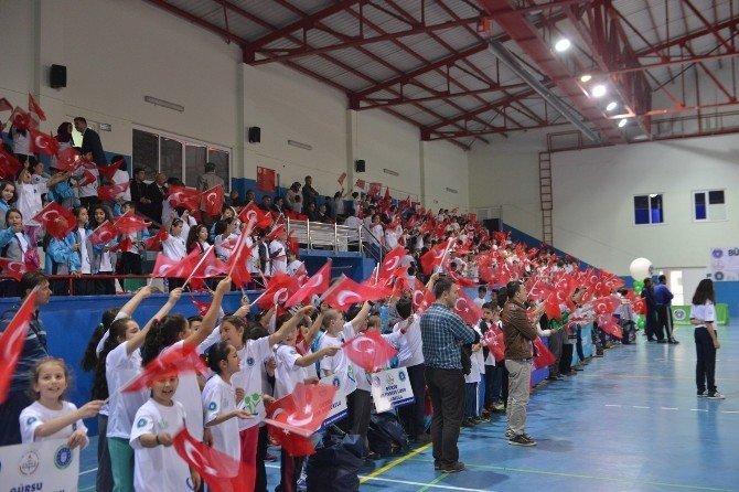 Gürsu'da Spor Şöleni