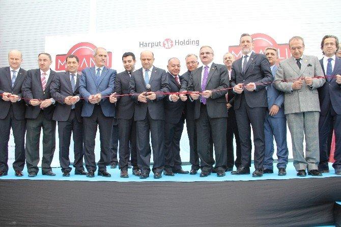 Bursa'ya Yeni İplik Fabrikası