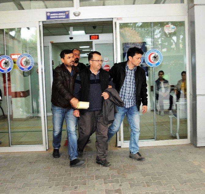 Çanakkale'de Fetö/pdy Operasyonu: 5 Gözaltı