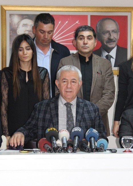 """CHP İzmir'den """"Sızdırılan Kimlik Bilgileri"""" Açıklaması"""