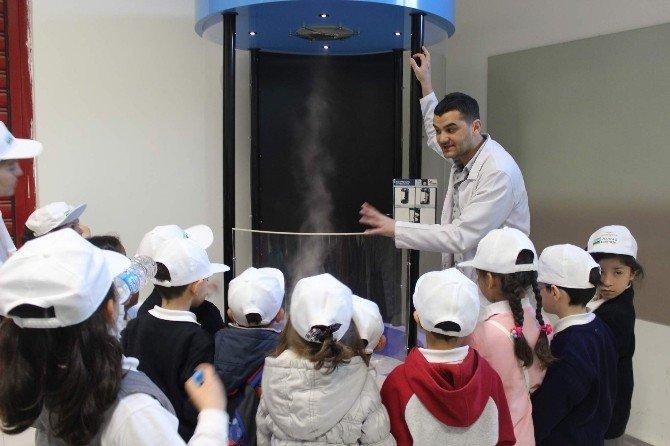 Clk Uludağ Elektrik, Öğrencileri Bilimle Buluşturdu