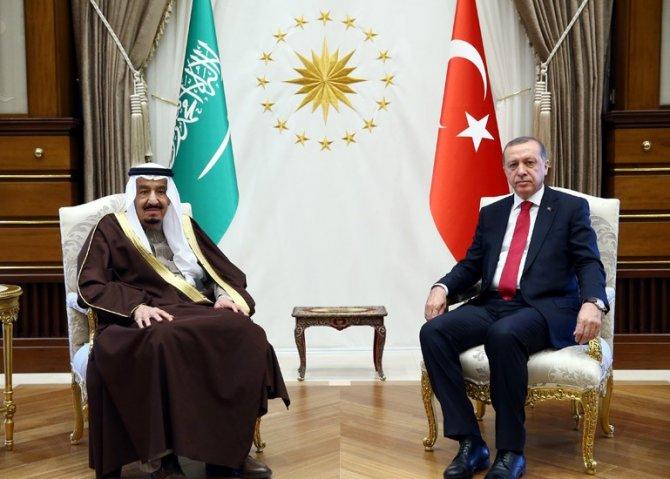 Türkiye ve Suudi Arabistan ilişkilerinde güçlü iş birliği vurgusu