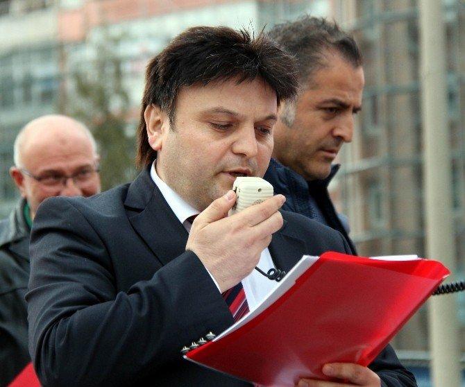 Diriliş Başkanları'ndan Kılıçdaroğlu Eylemi