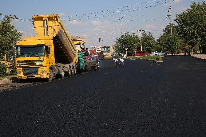Büyükşehir Bu Yıl Yollara 155 Milyon Yatırım Yapacak