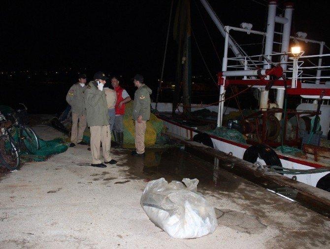 Balıkçıların Ağına Üç Yaşlarında Bir Çocuğun Cesedi Takıldı