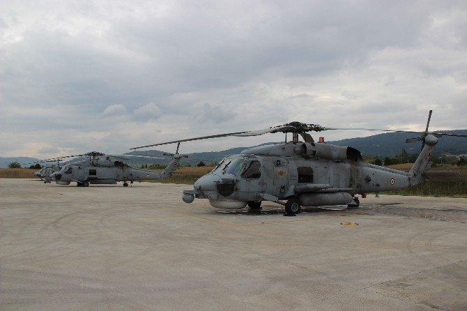 Deniz Kuvvetleri Ege'de Kuş Uçurtmuyor